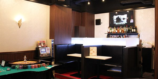 Amusement Casino Bar NANA (ナナ) 店内