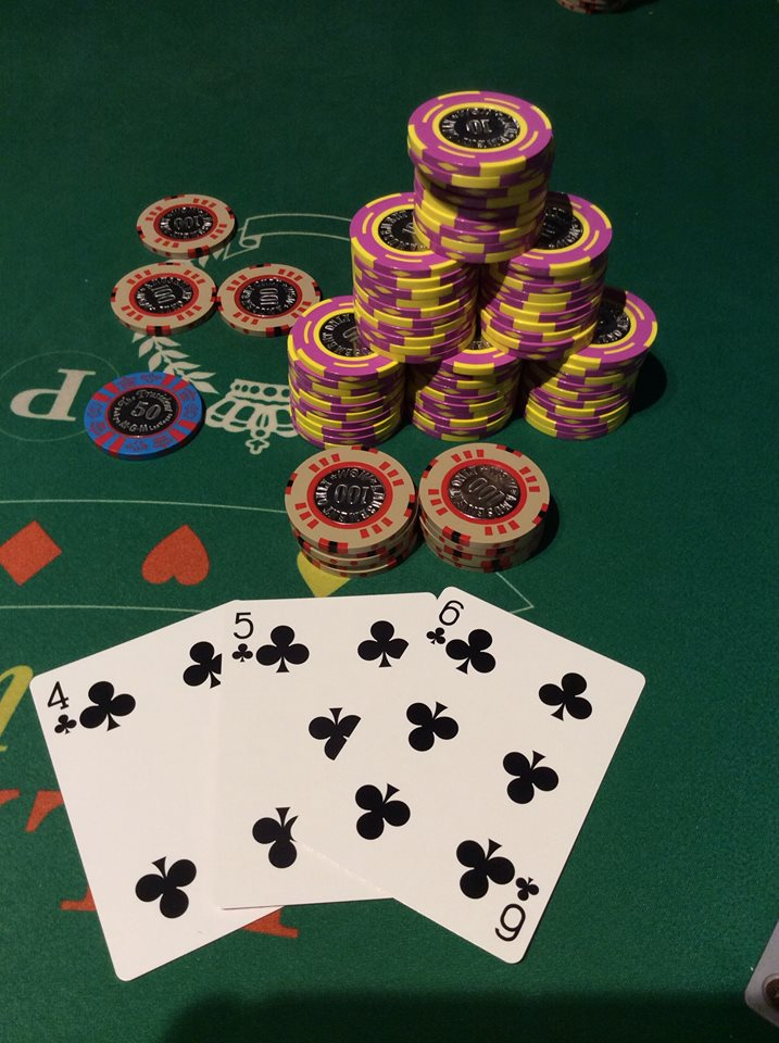 Amusement Casino Bar Nine Field (ナインフィールド) 店内